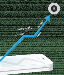 drive up revenue