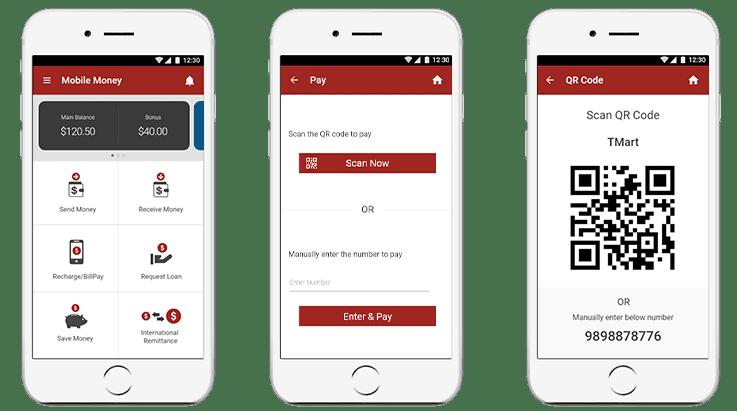 digital payments platform