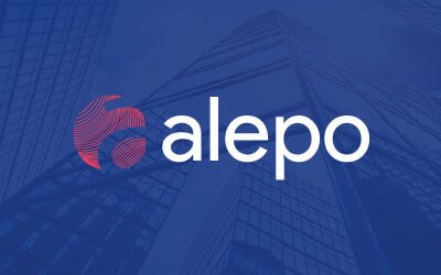 Alepo reveals new logo and refreshed brand identity for the 5G and digital transformation era