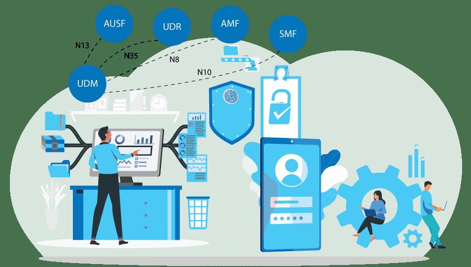 Unified Data Management (UDM)