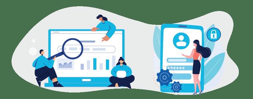 Enterprise Self-Service Portal